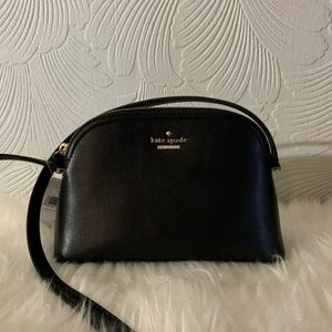 🎄KATE SPADE Black Crossbody Bag